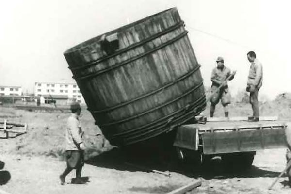 昭和の木桶